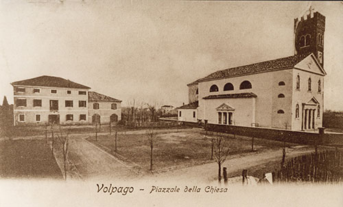 Piazzale Chiesa 1902